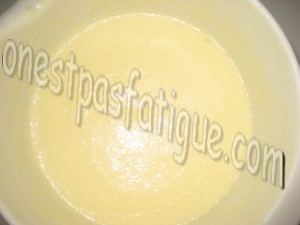 mousse orange citron_étape 3