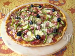 pizza bretonne