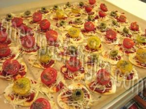 mini-pizza plate_étape 4