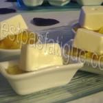 Panna cotta au lait de coco et fruits au sirop_photo site