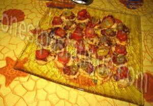mini-pizza plate_photo site