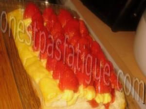 tarte feuilletee fraises bis