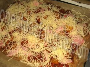 pizza Hawai_etape 5