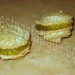 macarons pistache_photo site