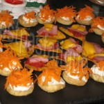 tortilla pizzas et blinis carottes_photo site