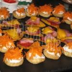 tortilla pizzas et blinis carottes_photo site