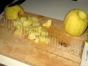 fromage blanc pomme-banane caramel_etape 5