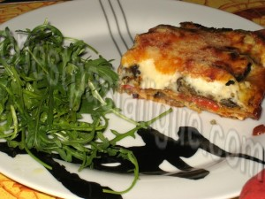lasagnes vegetariennes