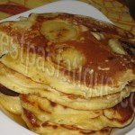 pancakes bananes raisins au rhum_photo site