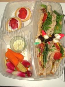 bento sandwich