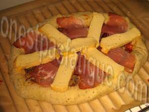 pizza montagnarde en couronne_etape 3