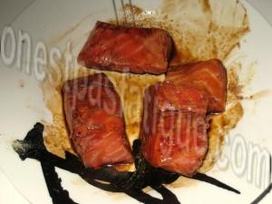 filet de saumon en nems_etape 2