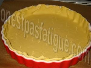 tarte pommes_etape 5