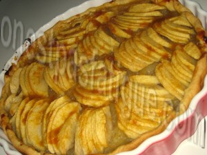 tarte pommesbis