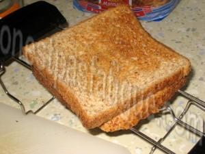 toasts chevre miel_etape 1