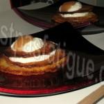 millefeuille croustillant faisselle compote pommes fraises_photo site
