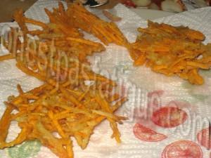 tempura de legumes_etape 8