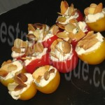 tomates cerises farcies st moret amandes_photo site