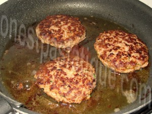 classic burger_etape 3
