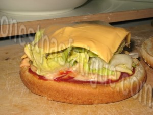 classic burger_etape 7