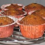 muffins poire chocolat_photo site
