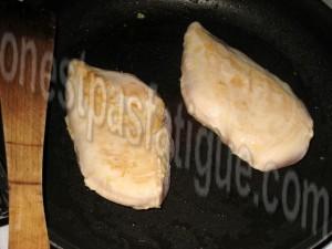 quesadillas de poulet_etape 2
