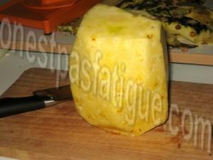 carpaccio d'ananas_etape 4