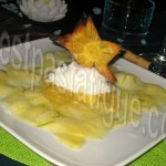 carpaccio ananas_photo wall