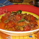 poelee legumes et chorizo_photo wall