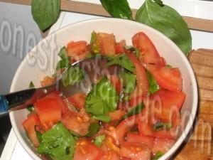 salade pates et haricots verts_etape 4