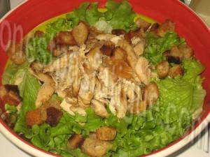 salade cesar_etape 8