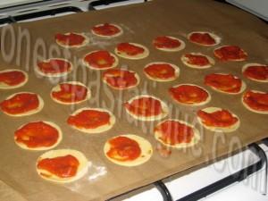 mini pizza extra plates_etape 3
