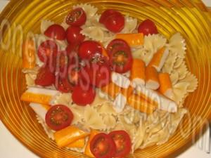 salade de pâtes au surimi_etape 8