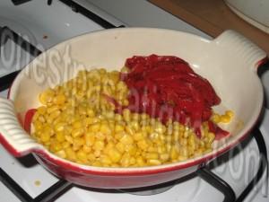 tortilla mais poivron_etape 2