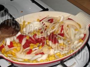 tortilla mais poivron_etape 3