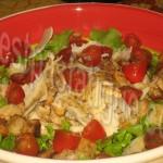 salade cesar_photo wall