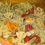 salade de pates surimi_photo wall