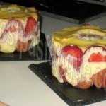 tiramisu fraises_photo wall