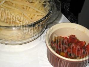 galette pomme de terre magret poivrons plancha_etape 2
