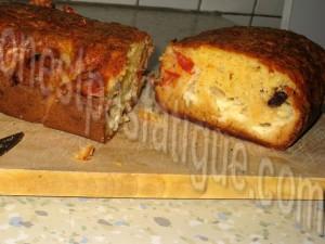 cake tomates mozzarella_etape 1