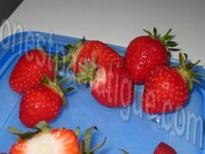tartare fraises light_etape 1