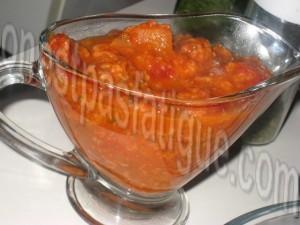 sauce enragee