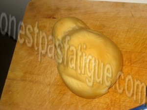 pizza 3 fromages_etape 1