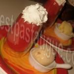 cappucino fraises basilic_photo wall