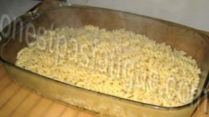 gratin de pâtes sauce tomates grillées_etape 2