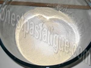 gateau basque_etape 1