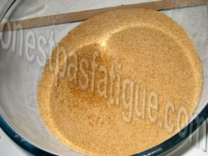 gateau basque_etape 2