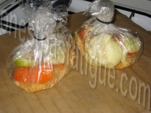 papillote cabillaud oignon patate douce_etape 6