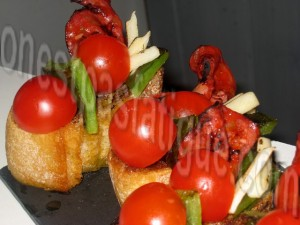 bruschetta espagnole