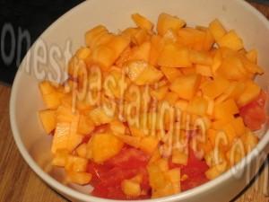 tartare tomate melon cannelle basilic_etape 2